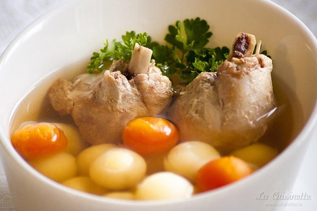 разновидности супов
