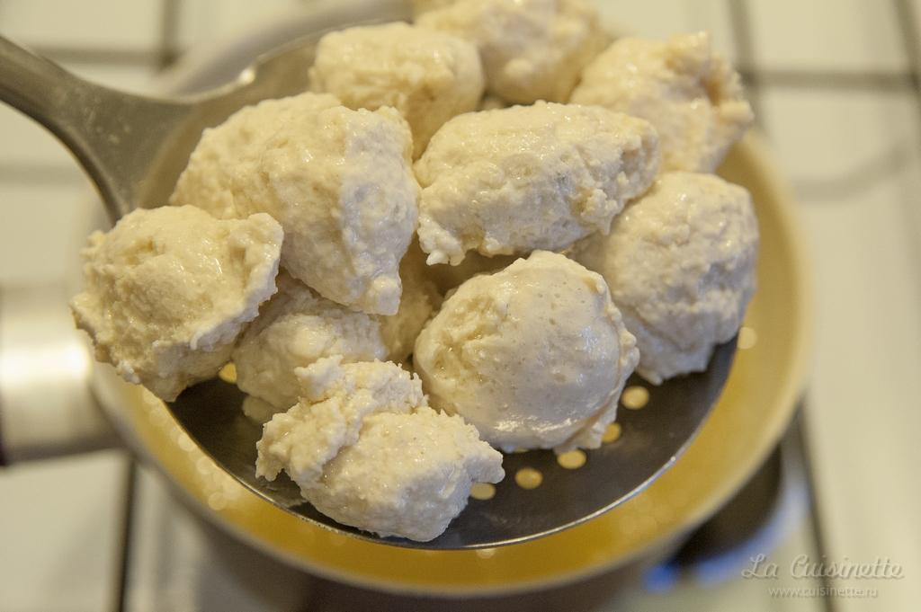готовые фрикадельки из фарша муслин